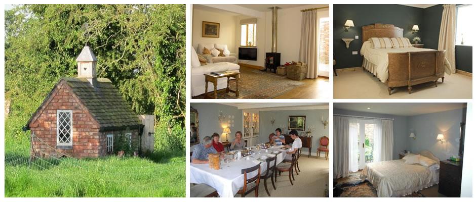 places to stay near carden park, peckforton castle, beeston castle, and cholmondeley castle